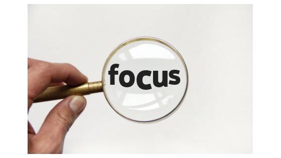 focus 2019 goals