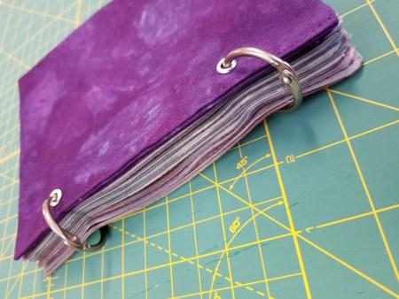 What I Made Monday Stitchbook Sewalong
