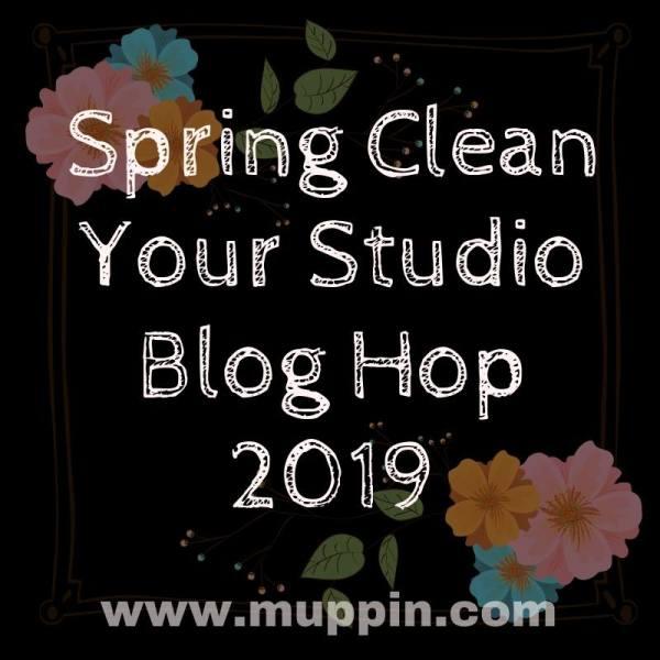 Spring Clean Your Studio 2019