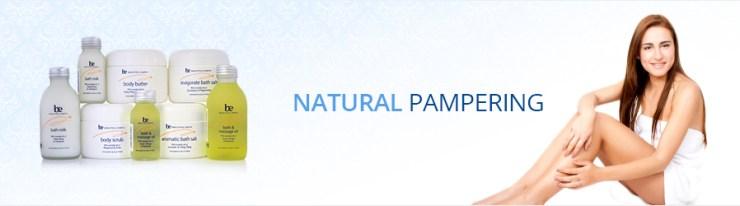 Beautiful Earth Natural pampering