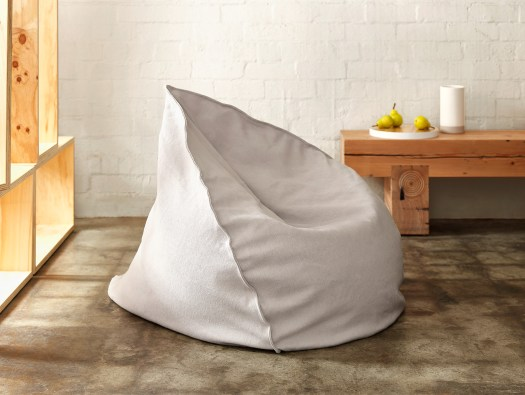 Cotton On bean bag mist homeware neutral
