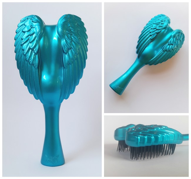 Tangle Angel Hair Brush Review Pretty Please Charlie