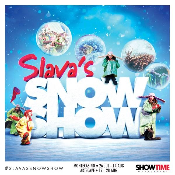 Slava Snow Show South Africa 2016
