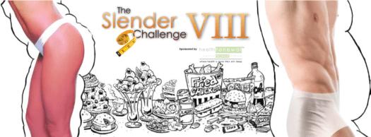 The slender challenge