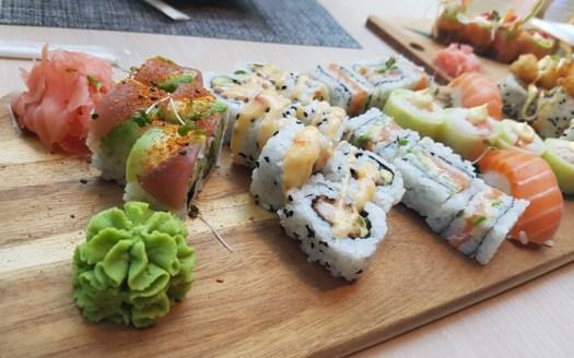 Ben Wei - Sushi at its best