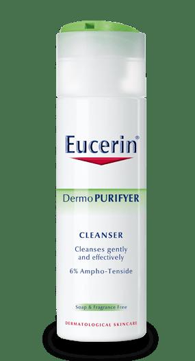 eucerin dermopurifyer cleanser review