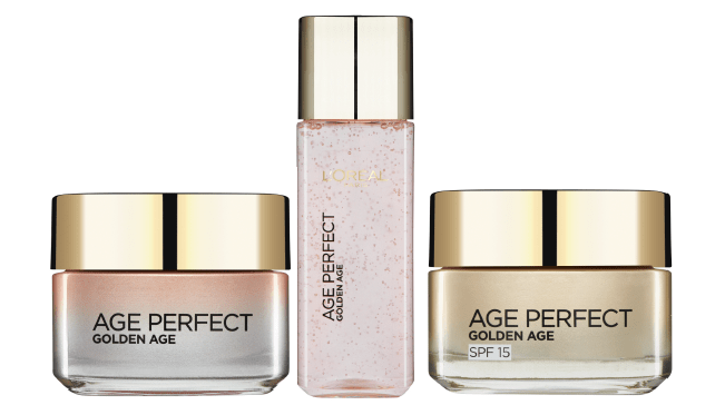 L'Oréal Golden Age Review and Giveaway