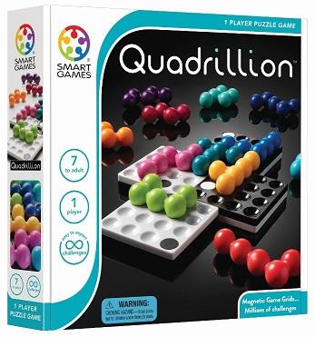 Smart Games Quadrillion Pretty Please Charlie