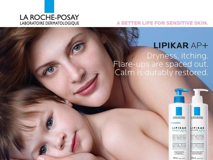 Win a La Roche-Posay Lipikar Hamper