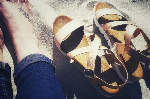 Win 1 of 3 pairs of Bronx Sandals!