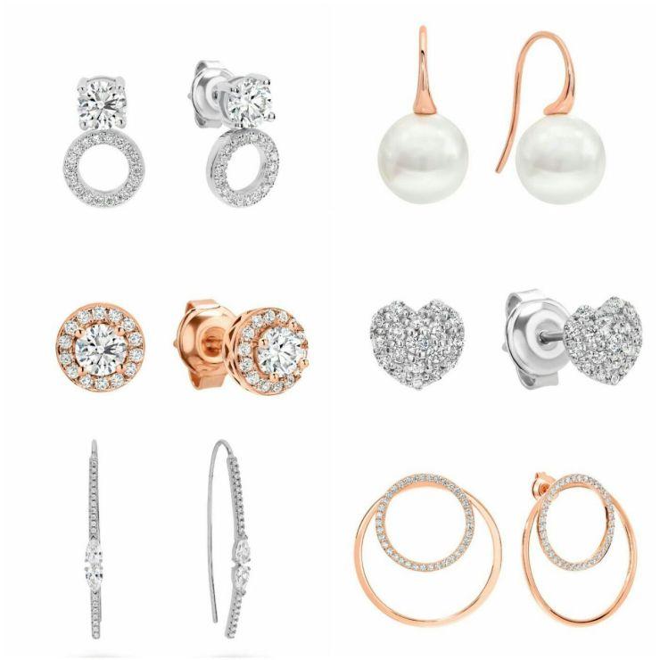 Georgini Bella Vita earrings