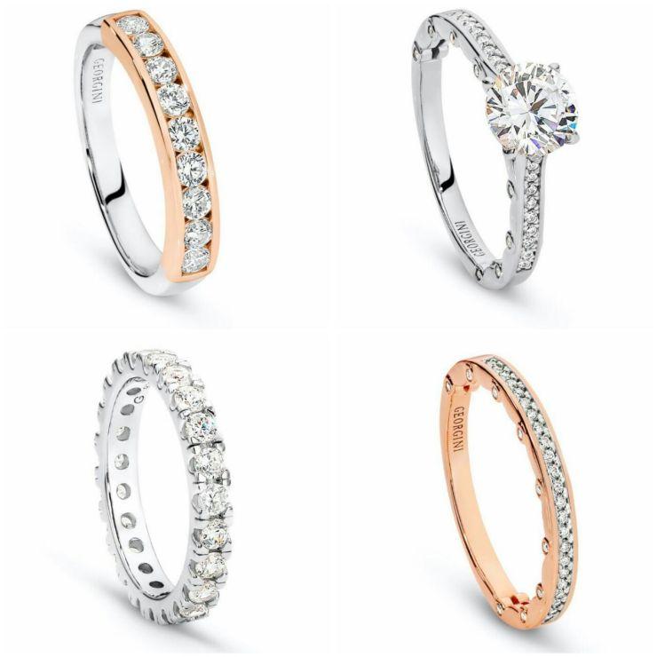 Georgini rings