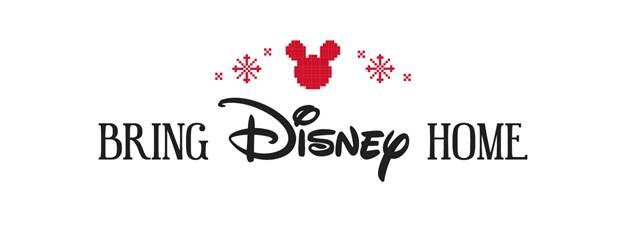 GIVEAWAY: Bring Disney Home this Festive Season