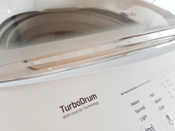 LG Smart Inverter Turbo Drum