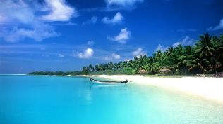 small-island-on-beach
