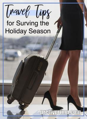 travel tips for surviving the holidays