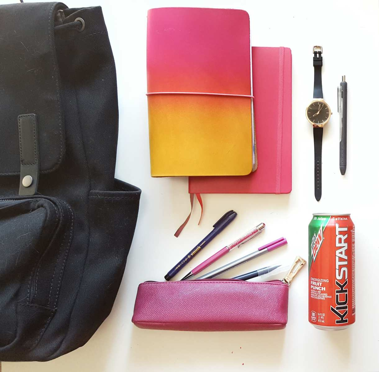 My bullet journal essentials for work