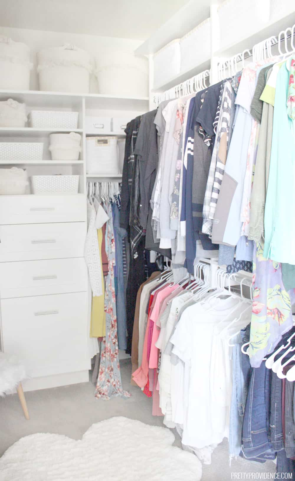 Walk In Closet Ideas How To Make Your Closet Work For You