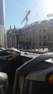 The GPO on O Connell St