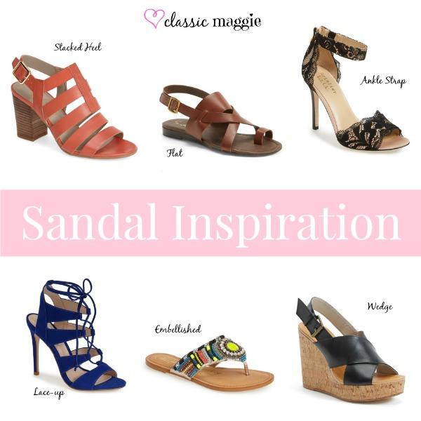 Sandal inspiration