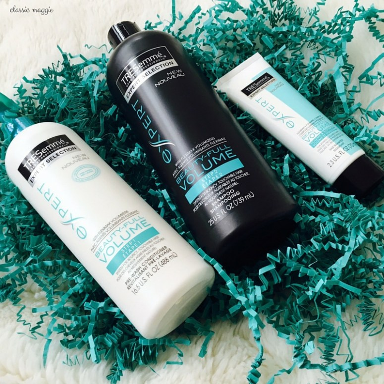 Tresemme Beauty-Full Volume Haircare