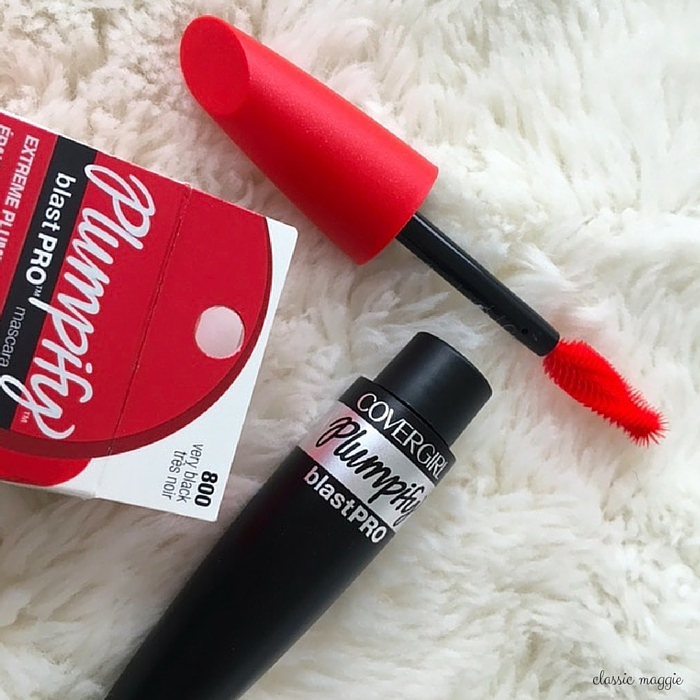 Drugstore mascara - Covergirl Plumpify Mascara