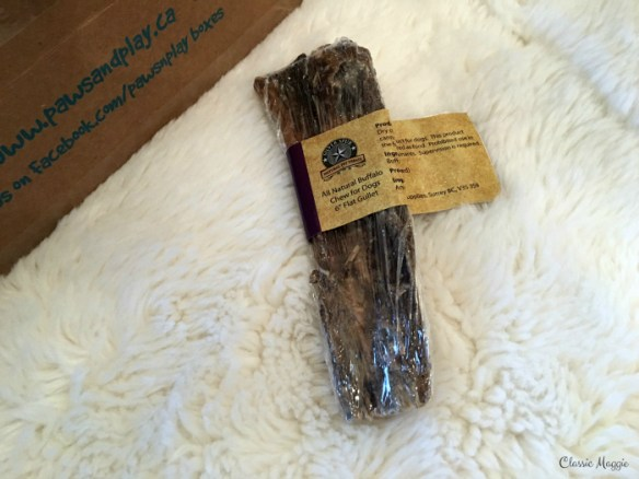 Silver Spur Natural Pet Treats All Natural Buffalo Chew