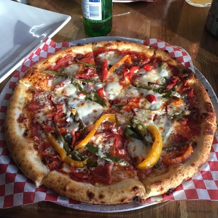 Without Papers Pizza Calgary