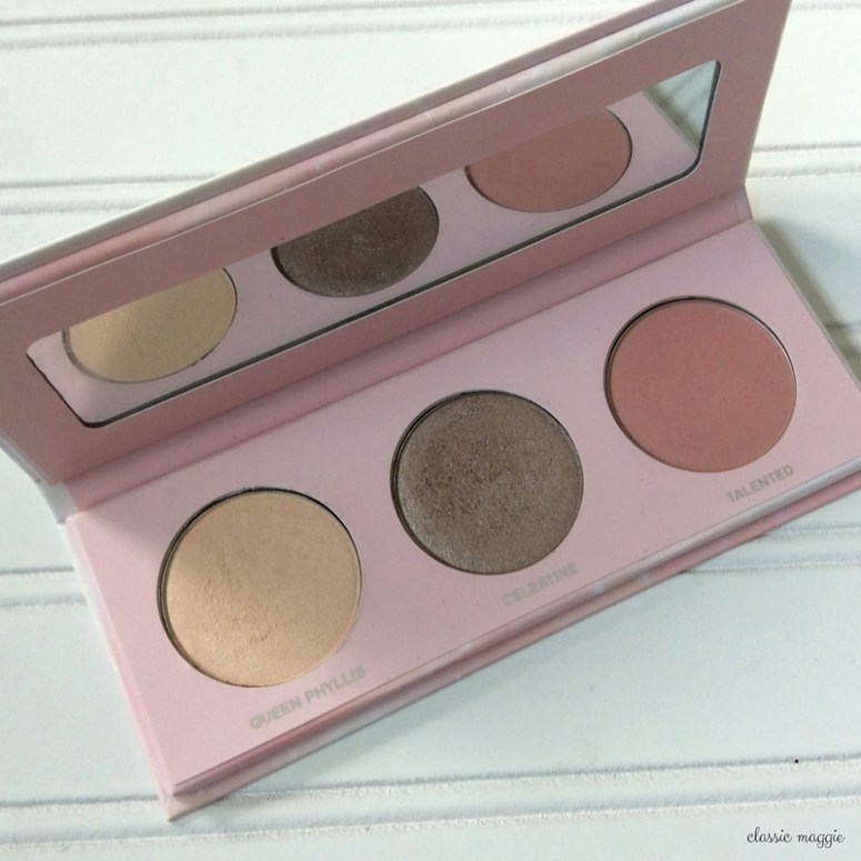 bare Minerals The Dream Come True Palette