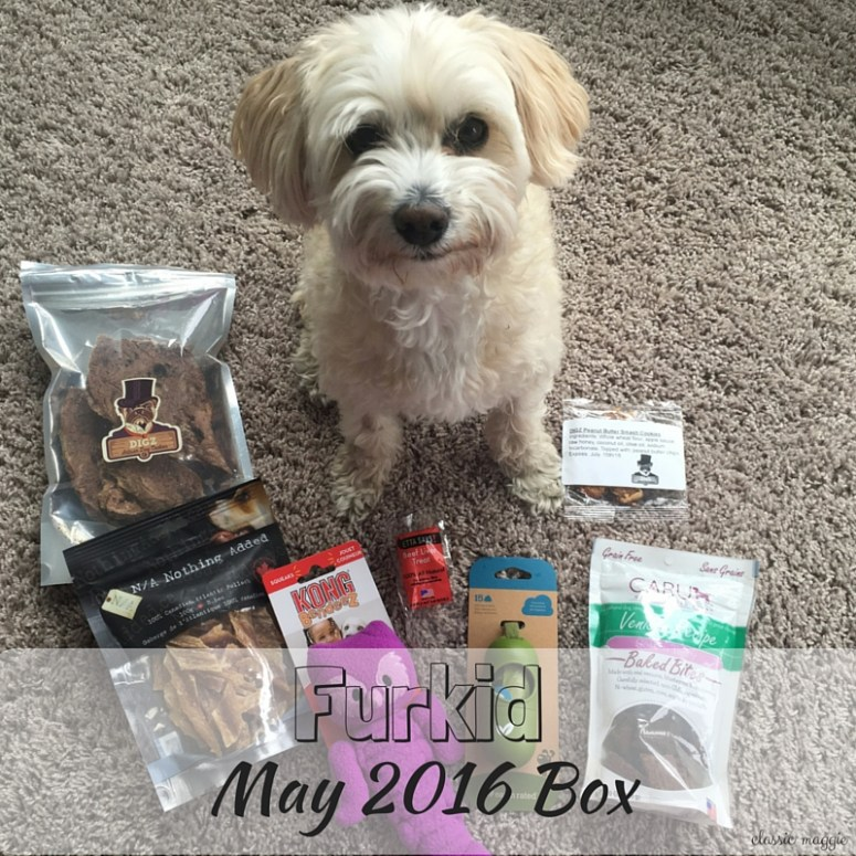 Furkid May 2016 Box Review
