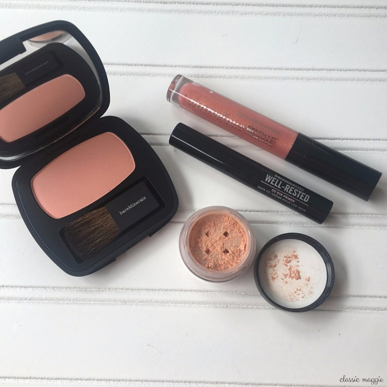 bareMinerals Pretty in Peach Set