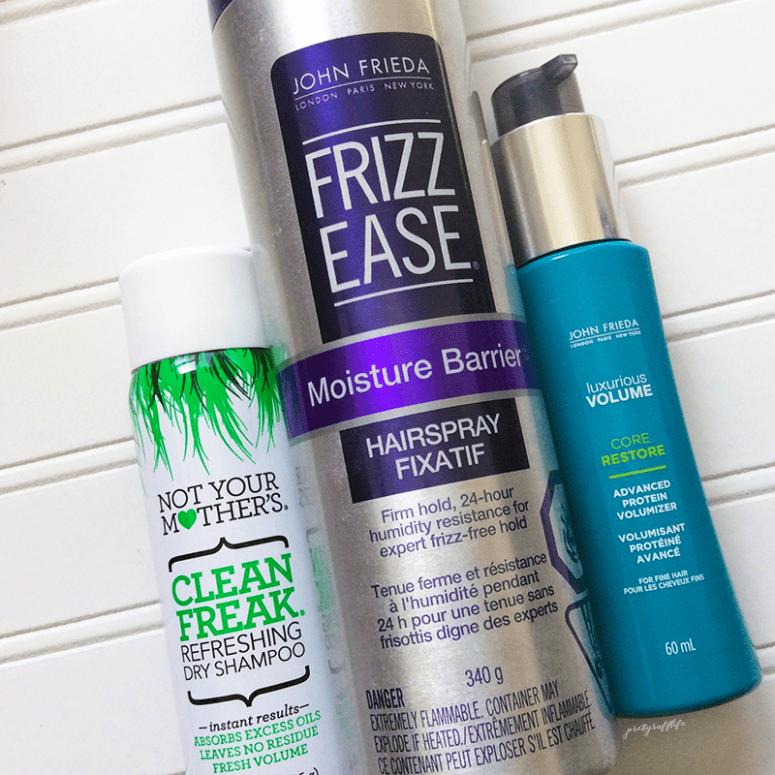 John Frieda Frizz Ease Moisture Barrier Hairspray