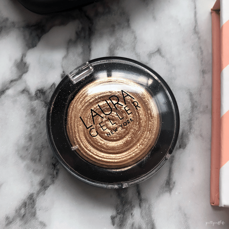 Laura Gellar Baked Gelato Swirl Illuminator Gilded Honey review