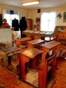 The old school in Glömminge