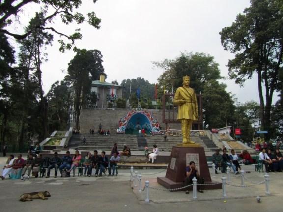 Chowrastra square
