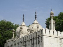 A mosque in the Red ford