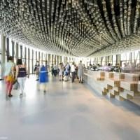La cité du vin. Uno (de tantos) motivos para visitar Burdeos. PART1