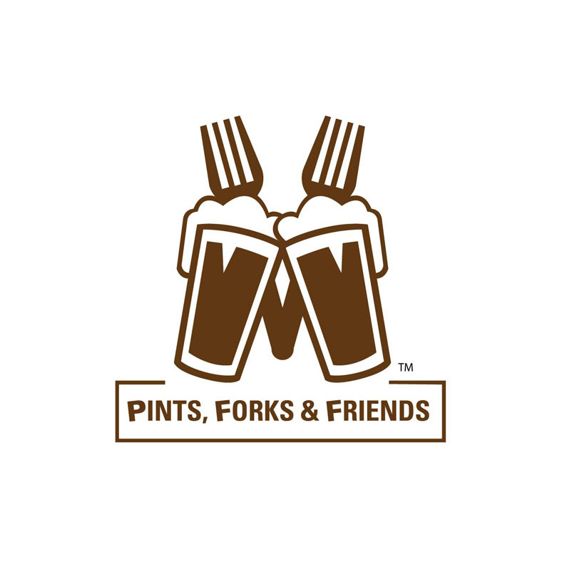 Pints, Forks & Friends