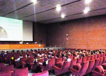 Gran asistencia a la jornada de concienciación en el ISPC.