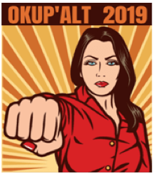 Cartel OkupAlt 2019.
