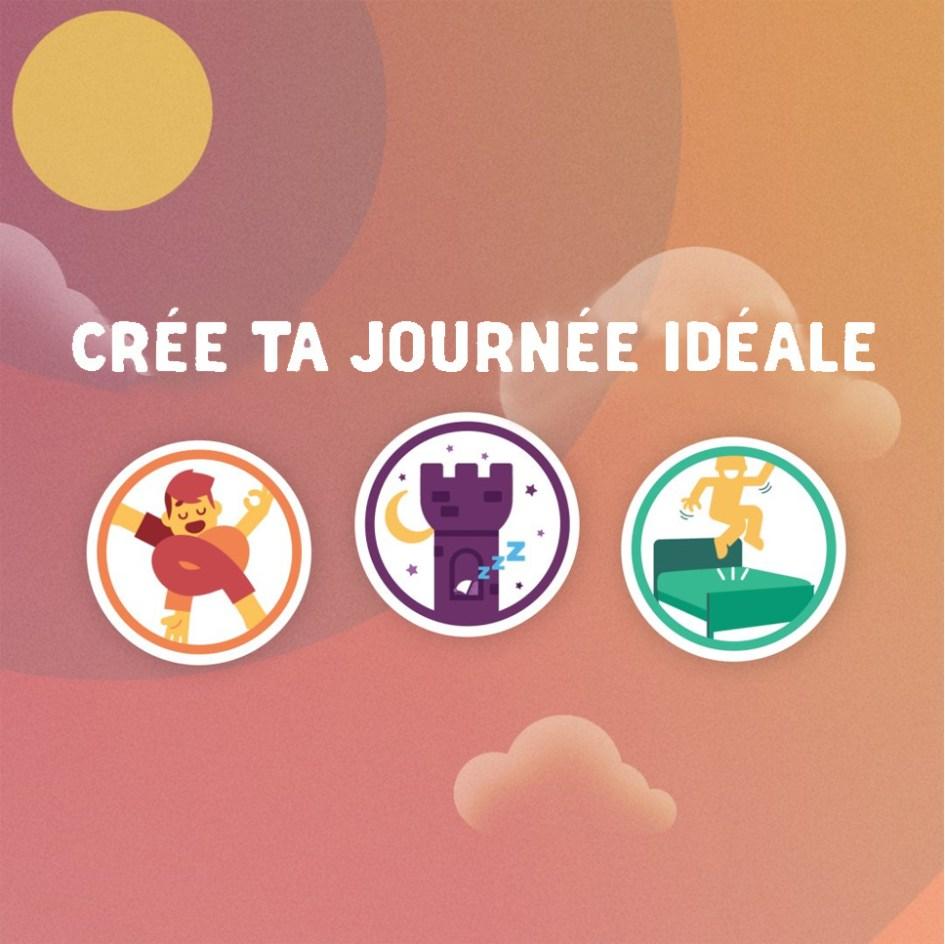 logo de cree ta journee ideale