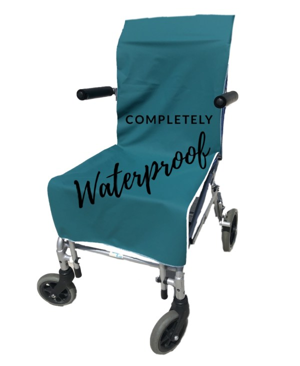 Waterproof-chair-pad - Special Needs Incontinence Products by Preventa Wear