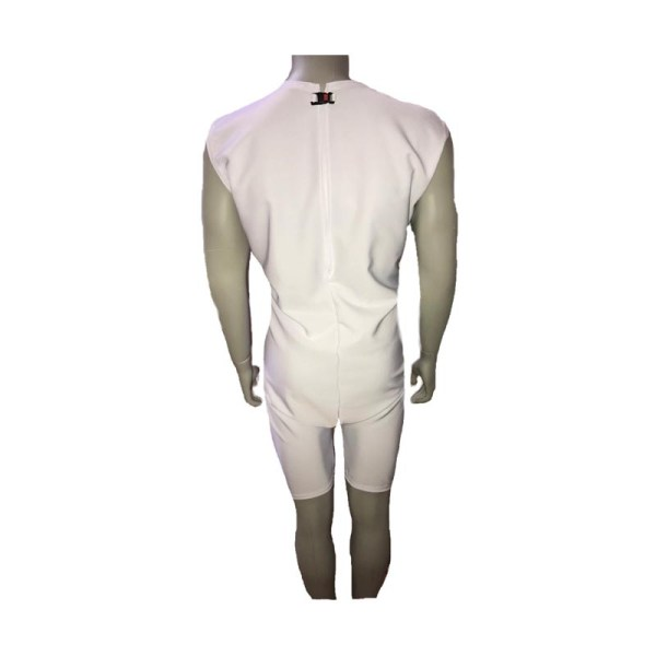 special needs no tear bodysuit back - Special Needs Incontinence Clothing by Preventa Wear