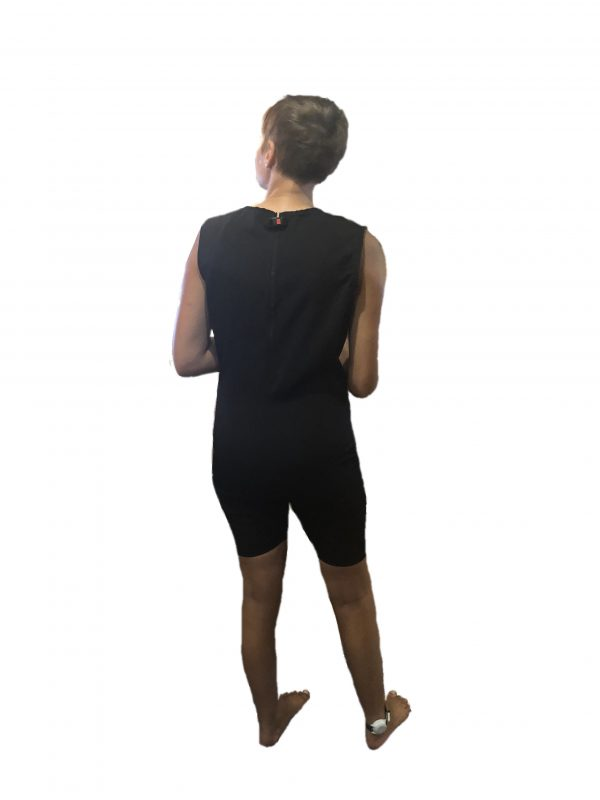 No tear bodysuit back - Incontinence Clothes, Special Needs Bodysuit - Preventa Wear
