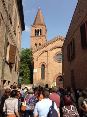 La Chiesa di San Gregorio in via Cammello