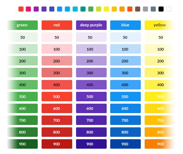 Colors KIT