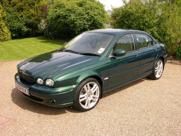Jaguar X-Type   Motor Marketplace