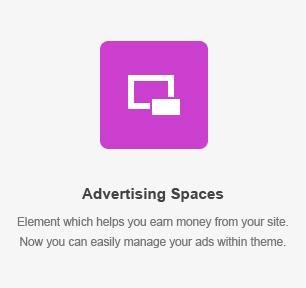 Advertisements Element