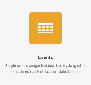 Events Element