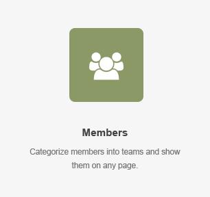 Elemento de Membros